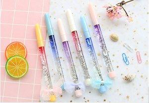 Toptan jel kalem ücretsiz kargo 120pcs lot cratoon Güzel Sadak peri fairy için sihirli değnek nötr kalem fairy358