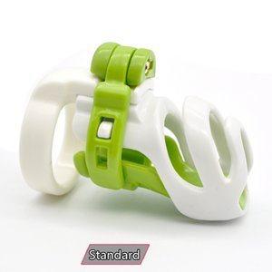 Anello Il Biosourced Resina Maschio Chastity Devices Devices Toys Sex Adult Belt Y18110302 PENIS A358-3 Nuovo Taaje