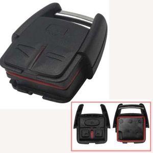 Jingyuqin 3 Düğmeler Yedek Araba Anahtarı Stying Uzaktan Fob Vaka Kapak Kılıf Fob Için Opel VAUXHALL VECTRA ASTRA ZAFIRA