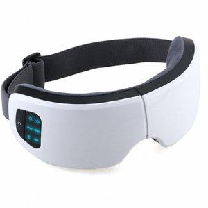 Luz olho instrumento compressa quente pressão de ar olho massageador temperatura força pode ser ajustado massageador eyecare instrumento bluetooth música