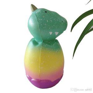 Squishy медленный рост Джамбо игрушка симпатичные Kawaii Squeeze мультфильм игрушки мини декомпрессии Squishies Драго мода редкие подарки для животных 16ck ZZ
