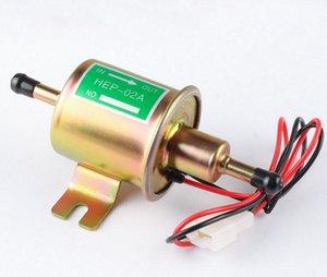 HEP-02A Pompe à essence diesel neuve Inline basse pression pompe à essence électrique 12V