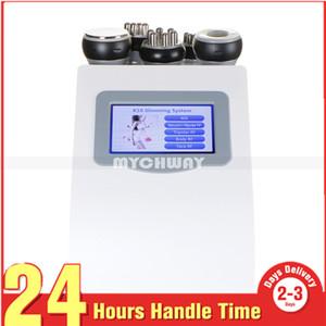 Hot venda eficaz Strong 40K Ultrasonic corpo cavitação esculpir vácuo emagrecimento da pele RF Firm elevador corpo da máquina fotão vermelho