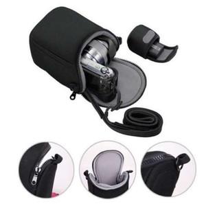 Водонепроницаемая сумка для фотокамеры для Canon EOS M100 M3 M10 M2 M6 G7X2 SX730 Nikon J5 J4 J3 Sony A6000 A6300 A5000 A5100 NEX-5N 16-50 объектива