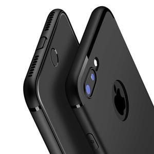 Pour iPhone 7 7plus moins cher ultra-mince cas de téléphone mat pp materia anti-cas de protection cas avec iphone 6 6plus cas de téléphone portable