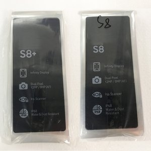 New Factory Film For Samsung Galaxy S6 S7 S8 Edge Plus J7 Prime Factory film OEM new phone Screen lens tape protector sticker strip