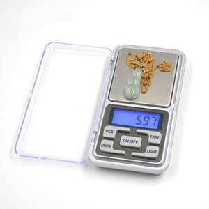 200g x 0.01g Mini Electronic CD Display Digital Jewelry Scale Balance Pocket Gram Scale Portable precision scale