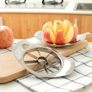 Venta al por mayor Fruit Slicer Creative Stainless Steel Apple Splitting Tool Kitchen Fruit Vegetable Tool Accesorios de cocina