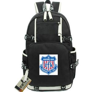 حقيبة الظهر Ventforet Kofu حقيبة الظهر تنفيس foret daypack حقيبة مدرسية لكرة القدم