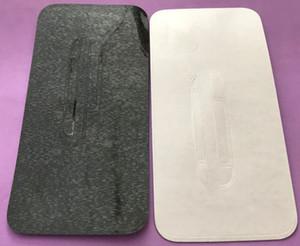 50 ADET Önceden kesilmiş G3 XT1540 XT1548 XT1541 XT1543 Motorola Moto G3 için LCD Ön Çerçeve Sticker Yapıştırıcı Çift Yan Bant 3rd