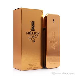 Berühmte Marke 1 Million Parfüm für Männer 100ml mit langanhaltender Zeit guten Geruch Gute Qualität Hohe Duftapaktität Freies Schiff