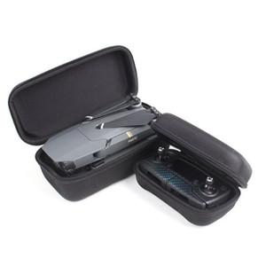 DJI Mavic Pro EVA Portátil Transmissor Triste Caixa de Armazenamento Controlador + Drone Corpo Habitação Saco Caso De Proteção para DJI frete grátis