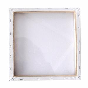 1 pc Pequeno Art Board Branco Quadrado Em Branco Artista Da Lona Da Placa De Madeira Quadro Primer Para Tinta Acrílica Pintura A Óleo Mayitr placas