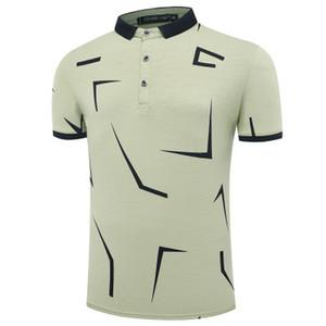 Геометрические печатные Homme рубашки Slim Fit мужской дизайнер Англия стиль формальные рубашки мужской хлопок смесь L-3XL плюс размер