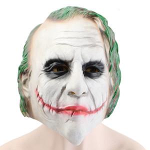 Hanzi_masks Réaliste Latex Old Man Masque Masque Masque Halloween Fantaisie Tête En Caoutchouc Adulte Partie Masques Masquerade Cosplay Props