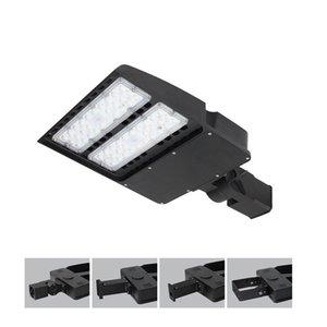Shoebox LED أضواء الشوارع 150W AC90-277V 130LM / W