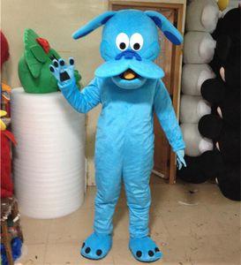 2018 Heißer verkauf Hund Maskottchen Kostüm Halloween Weihnachten Geburtstag Niedlichen Tier Hund Welpen Karneval Kleid Ganzkörper Requisiten Outfit
