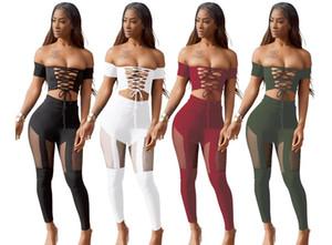 Mulheres Clothin Moda Esporte Ternos das Mulheres Top Moletom + Calças Conjunto de Duas Peças de Listra Treino Agasalhos Mulheres Ativo Hoodies Sweatshir