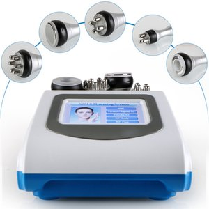 5-1 Ultraschall Fettabsaugung 40k Kavitation Fettverbrennung Biopolar RF Gesichtspflege Vakuum Körper abnehmen Maschine Spa