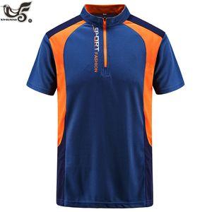 XIYOUNIAO plus la taille 7XL 8XL shirt homme été respirant à manches courtes shirt Marques Camisa Mens Shirts