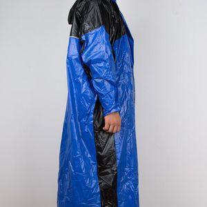 Versão coreana da elegante capa de chuva de poliéster reflexivo slim vendas impermeável respirável reflexivo adulto capa de chuva