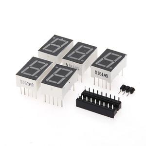 1Hz-50 MHz Numérique Fréquence Compteur Cristal Oscillateur Fréquencemètre Testeur LED DIY Kits Conversion Automatique de Gamme