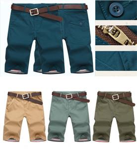 Fgkks 2017 Mens Shorts Nuova moda estiva Casual Cotton Slim Bermuda Masculina Shorts da spiaggia Pantaloni Pantaloncini da uomo