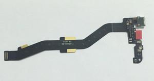 Original Micro USB della flessione del connettore del cavo dock di ricarica Connettore microfono a nastro Flex per OnePlus X E1003 di trasporto