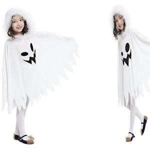 2018 Nouvelle mode mignon Halloween Costume Cap Assistant Sorcière Chapeau Party Cosplay Props Chapeaux clairs pour les enfants Clacks