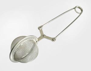 Çay Demlik Topu Mesh Gevşek Tea Leaf Süzgeç Paslanmaz Çelik Çay Filtre Topu Ücretsiz Kargo wen6746