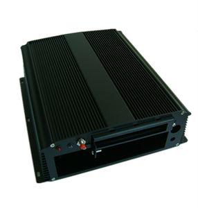 Mini-itx Vaka Araba Bilgisayar Oyun Için PCI Ile Gömülü IPC PC Muhafaza, WallMount Bracke Alüminyum Kılıfları