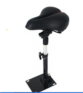 8 inch   10 inch electric scooter seat Chair cushion can be folded for special shock saddle scooter seat