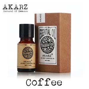 AKARZ известный бренд натурального кофе, эфирное масло клетки освежают расслабиться, сохраняя оптимальный уровень увлажненности клеток кожи кожи масло кофе