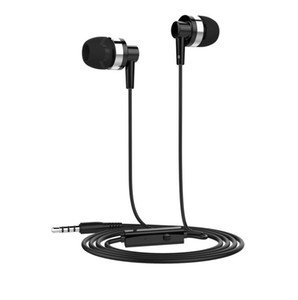 Langsdom JD89 JD88 Headphone flat Round Line 3.5MM Wired Earphones Stereo HIFI In-ear Earbuds For Iphone Samsung iPhone Xiaomi with retail