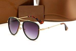 Üst Moda Marka Pilot Güneş Gözlüğü 0062S metal marka Güneş gözlükleri mens kadınlar için Moda Güneş Gözlüğü Tasarımcı Gözlük Güneş Gözlüğü