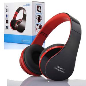 Neue nx-8252 faltbare drahtlose bluetooth kopfhörer super stereo bass wirkung tragbare headset spielassistent videospiel kopfhörer