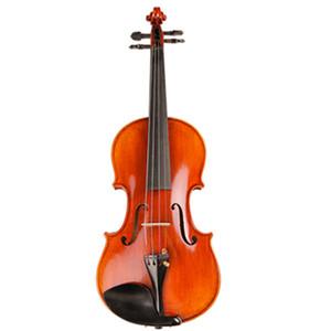 Hand-Handwerk Geist Lack Violine 4/4 3/4 High-End Professional Violine Violino Viola 20 Jahre alt natürlich getrocknete Streifen Ahorn