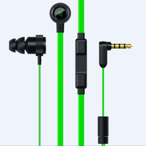 Razer Hammerhead Pro V2 Headphone in ear earphone With Microphone With Retail Box In Ear Gaming headsets Free Shipping
