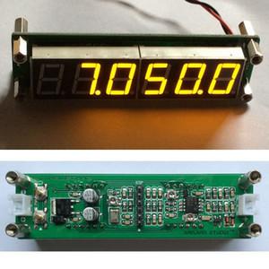 Livraison gratuite 6led 1 MHz ~ 1000 MHz RF Singal compteur testeur compteur numérique LED pour Ham radioamplificateur couleur jaune