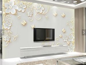 Nature Tree 3D Landscape Mural Photo Wallpaper per Walls 3 d Soggiorno camera da letto Home Wall Decor papel de parede 3d Wallpaper
