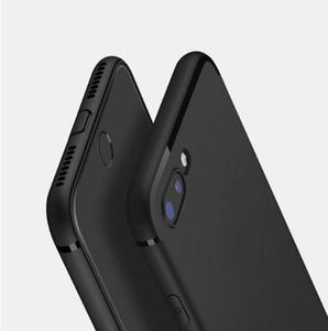 Ultrafino matte tpu silicone full body case capa para iphone 8 7 6 6 s plus 5 5S 5se x caso matagal casos de telefone para iphonex