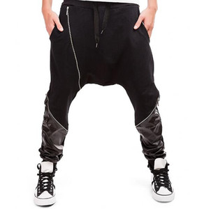 Herren Jogger BrandTrousers Herren Hosen Hip Hop Freizeithosen Jogginghosen Herren Jogger Fight Skin Pantalones Hombre Haremshosen Large Size XXL