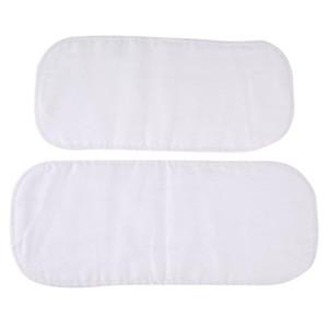 5pcs 30x14cm Reusable Diaper No Folding Breathable Cotton Baby Diaper 7 8 Layers Cotton Gauze Baby Infant Nappy