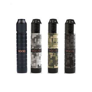 VGOD PRO Mech 2 Kit with Elite RDA 2mm 구멍이있는 이중 포스트 9.25mm 딥 쥬스 100 % 오리지널