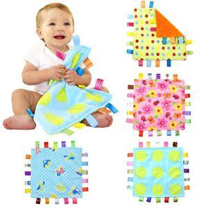 Yeni bebek Emotion Pasifize Battaniye Karikatür Renkli Bebek Havlu Yenidoğan Kundaklamak yatıştırmak 8 stilleri C2773
