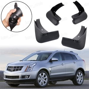 Nuevo 4x Guardabarros guardabarros Guardabarros Fender guardabarros apto para Cadillac SRX 2010 2015 SUV