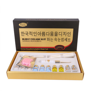 Korea Beauty Eyelash Perm Kit lashes Lifting Cilia Perming Curing Up To Perment Set Beauty Make Up Tools