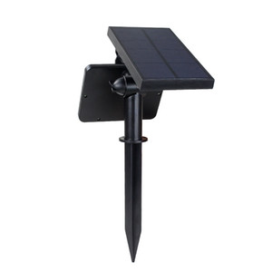 Solar outdoor lawn lamp 48LED high brightness solar Induction wall lamp landscape courtyard lighting