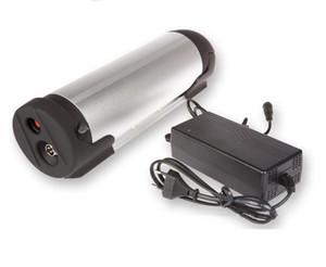 UE EUA Frete Grátis 36 v 9000 mah baterias ebike tipo de garrafa de água 36 v 9ah bicicleta elétrica bateria com 20A BMS para 350 W 500 W Bafang