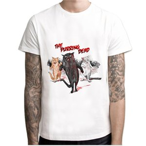 Mode T-shirt d'été The Walking Dead Pas d'espoir T-shirt Homme Rise Up Top Tees Homme Negan The Walk Dead